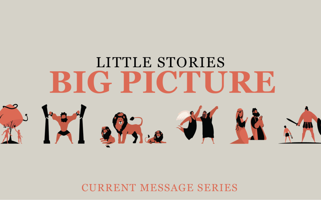 Little Stories, Big Picture